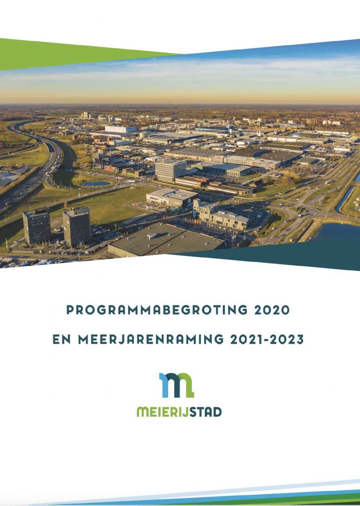 Begroting 2020